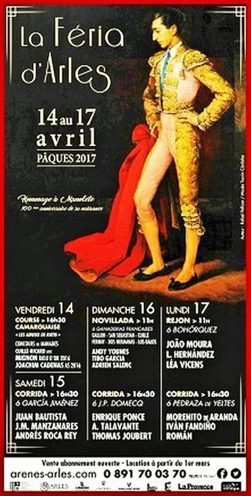 Arles 14 17 avril 2017