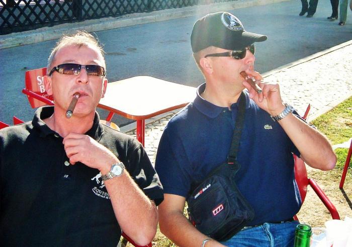Cigare de rigueur