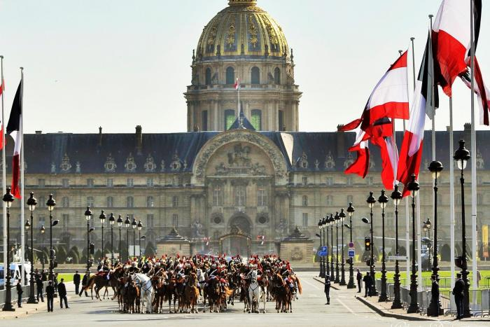 Escorte invalides