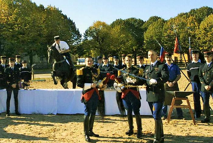 Esprit cavalerie