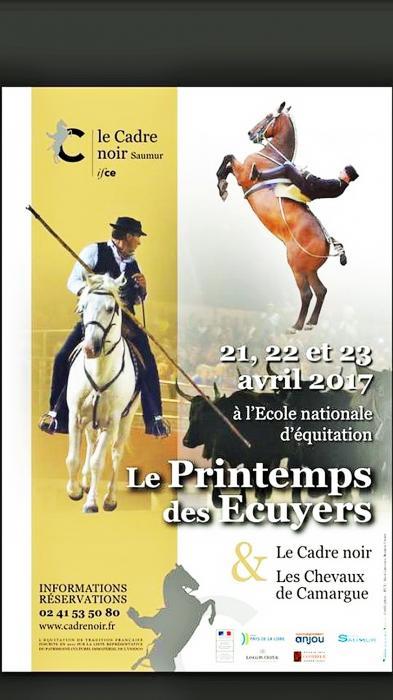 Saumur 21 23 avril 2017