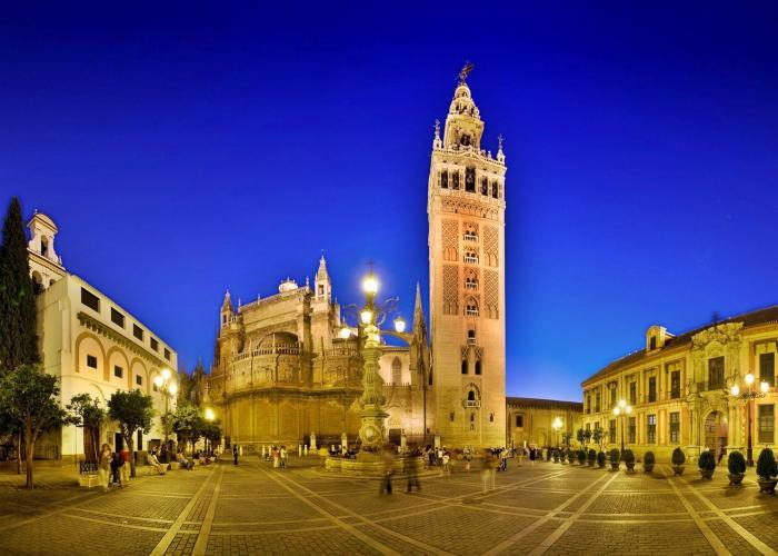 Seville giralda 1