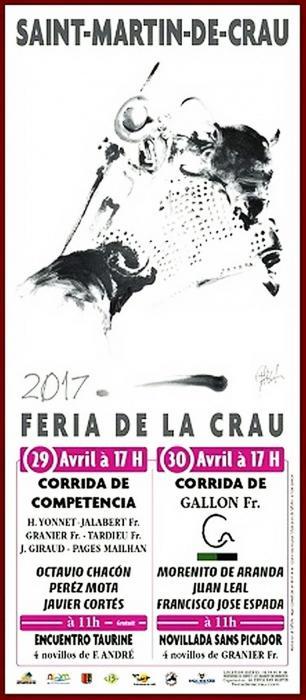 St martin de crau 29 30 avril 2017