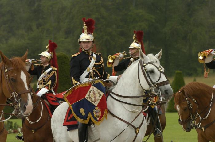 Timbaliers fanfare de cavalerie
